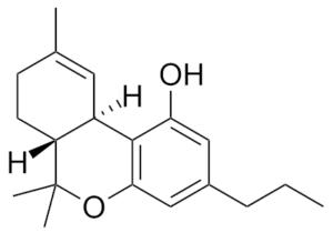Η τετραϋδροκανναβιβαρίνη (THCV)